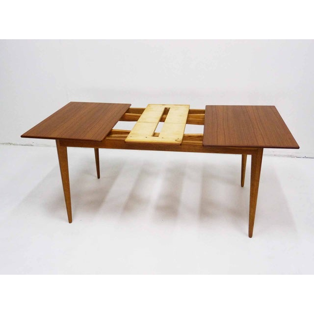 J.O. Carlsson Teak Extension Dining Table - Image 6 of 10