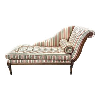 French Directoire Style Recamier