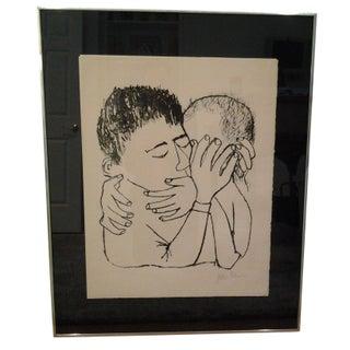Ben Shahn - Memories of Many  Nights of Love