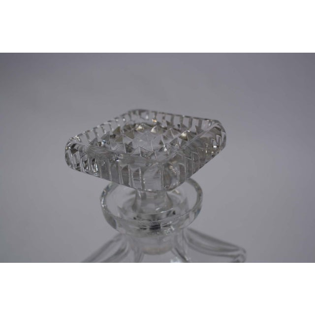 Cut Glass Liquor Decanter - Image 4 of 6