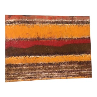 Michael Gault Abstract Oil Painting