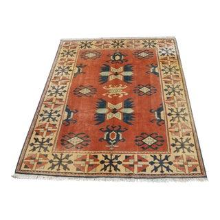 Turkish Konya Handmade Rug - 6.10 x 8.9