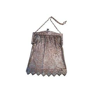 Antique Chainmail Handbag