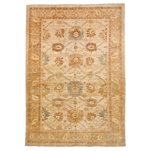 "Hand-Knotted Pakistan Rug - 10'8"" X 15'"