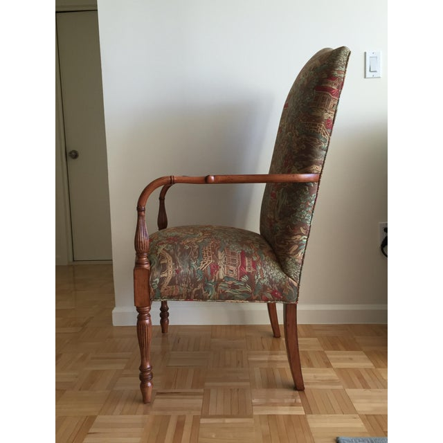 Image of Southwood Sheraton Arm Chair