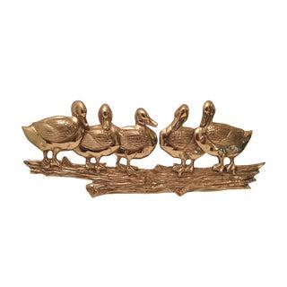 Brass Ducklings