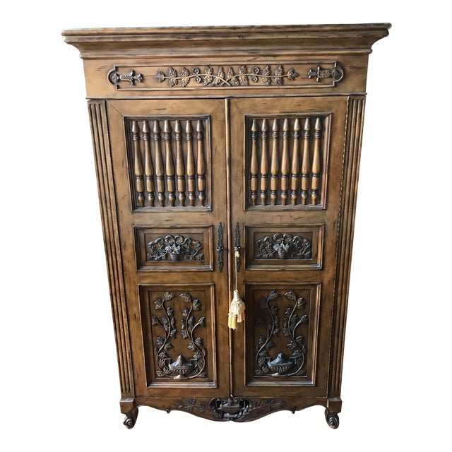 Drexel Heritage Armoire - Image 1 of 4