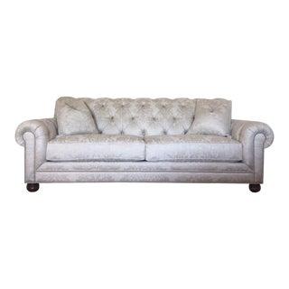 Ethan Allen Custom Chadwick Sofa