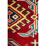 "Image of New Traditional Hand Knotted Area Rug - 5'1"" x 6'4"""
