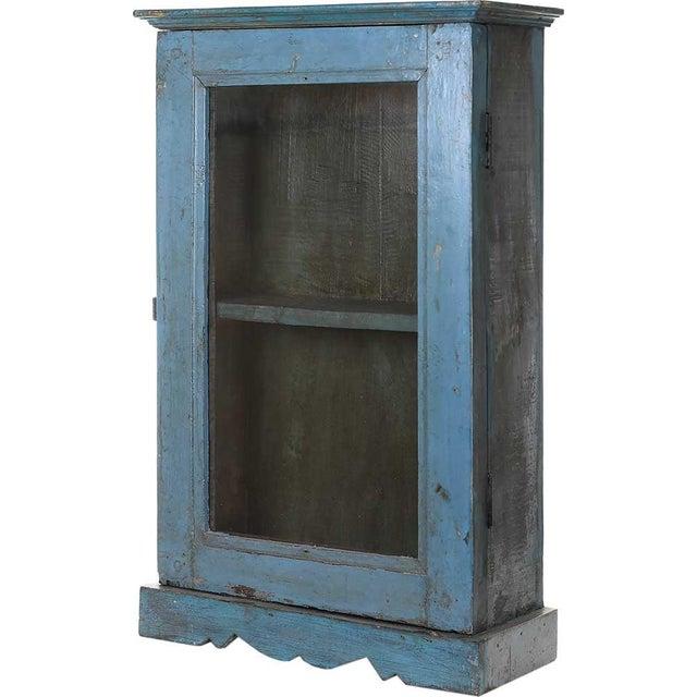 Venetian Showcase Wall Cabinet - Image 2 of 4