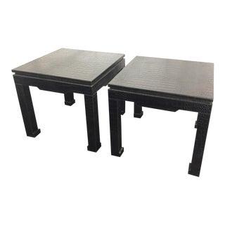 Jonathan Adler Preston Side Tables - Pair