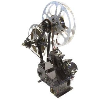 Moviola 'Bullseye' 35mm Film Editing Viewer Designed 1919 & Built In 1932. Display As Sculpture