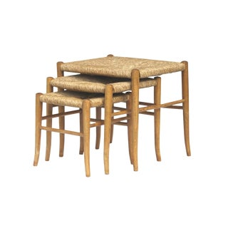 Italian Nesting Tables - Set of 3