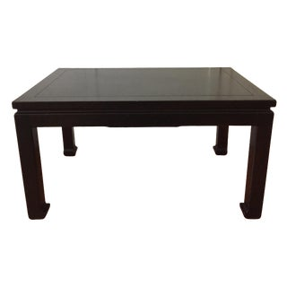 1950s Ming Style Coffee Table