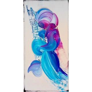 Lady V. Acrylic on Canvas