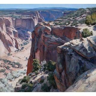 Canyon Layers by Josh Elliott