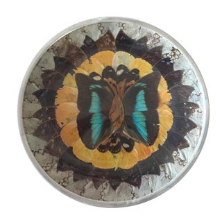 Butterfly Wing Bowl or Wall Hanging