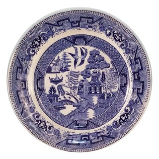 Blue Willow Ware Salad Plate