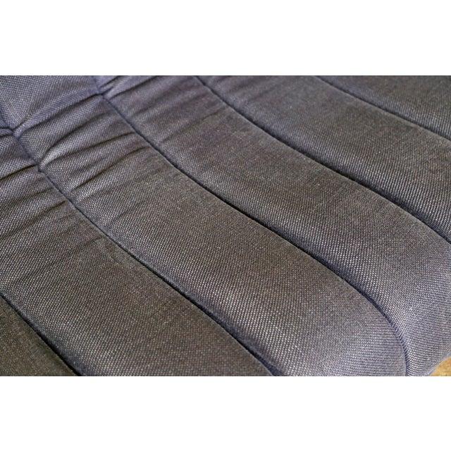Ligne Roset Inspired Ribbed Contemporary Modern Brazilian Sofa - Image 7 of 7