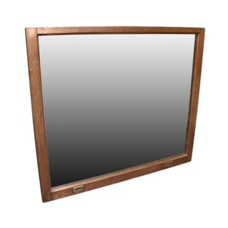 Flatiron Building Copper Mirror