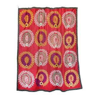 Peacock Suzani Tapestry