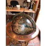 Image of 1970s Mid-Century French Globe Bar
