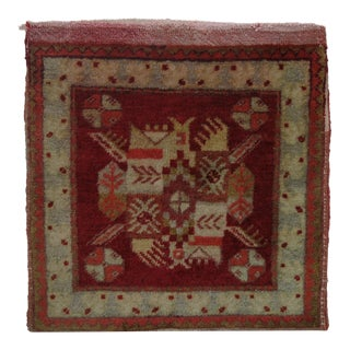 Turkish Red Textile Bag