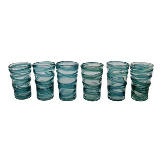 Mexican Glasses - Set of 6