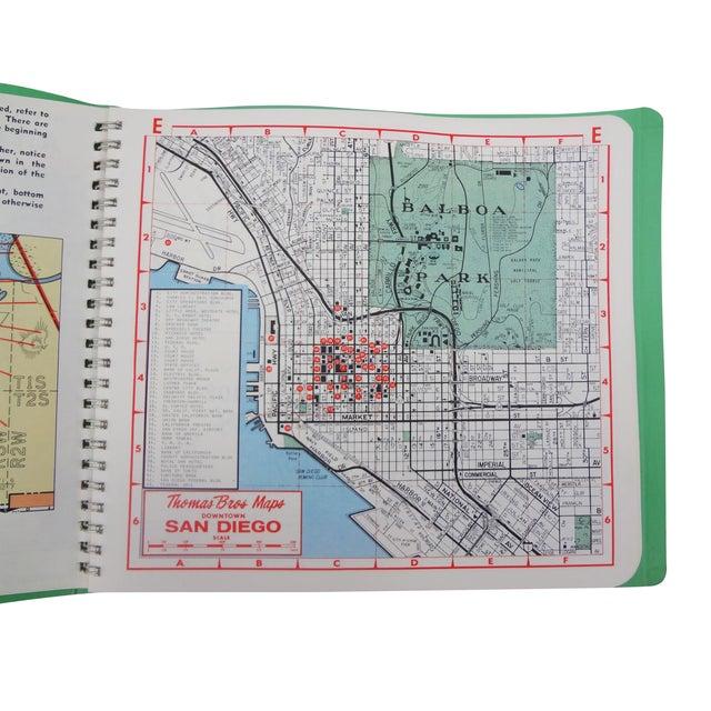 Image of 1975 San Diego County Popular Street Atlas