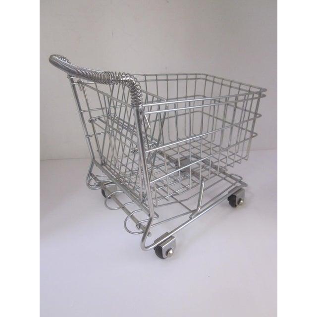 Vintage Pop Art Shopping Cart - Image 2 of 9