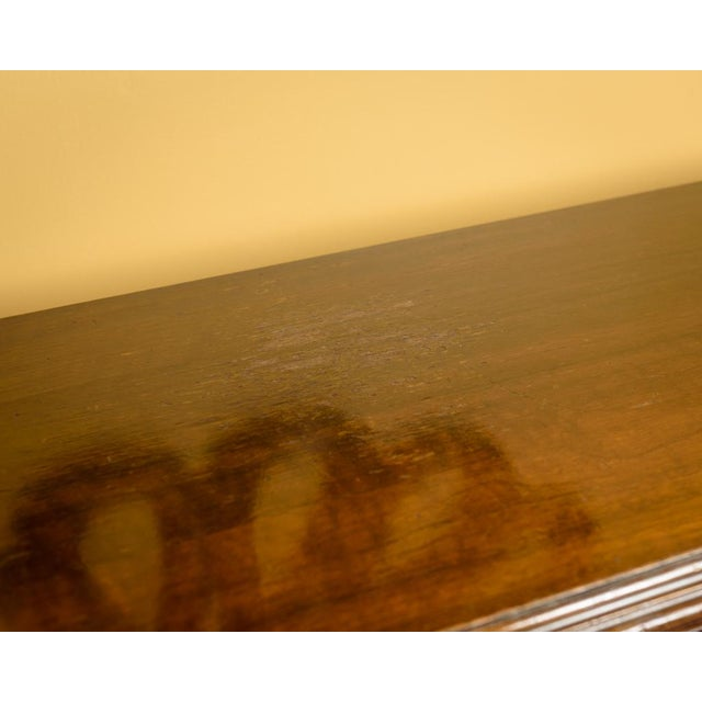 Image of American Walnut Sofa Table