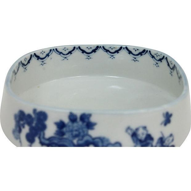Antique Chinese Blue & White Bowl - Image 4 of 6