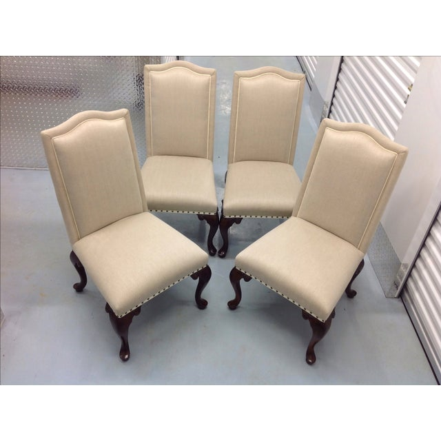 Maitland Smith Dining Chair - Set of 4 - Image 7 of 7