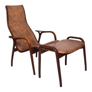 Mid-Century Danish Modern Lamino Chair