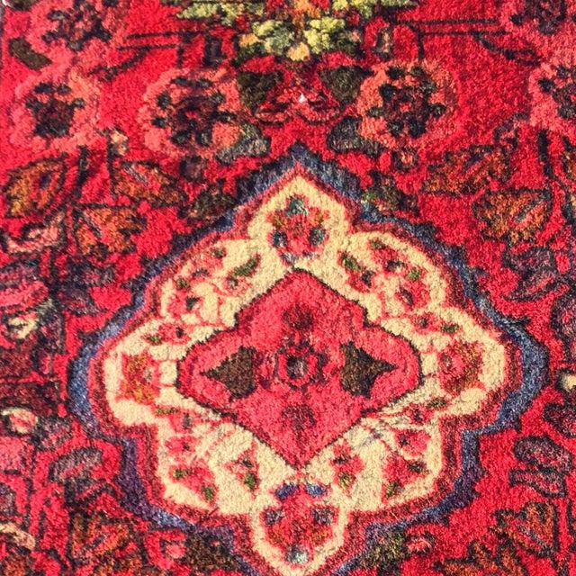 Vintage Lilihan Persian Rug - 2′4″ × 4′3″ - Image 5 of 7