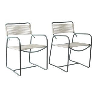 Single Walter Lamb Patio Armchair for Brown Jordan - 8 available