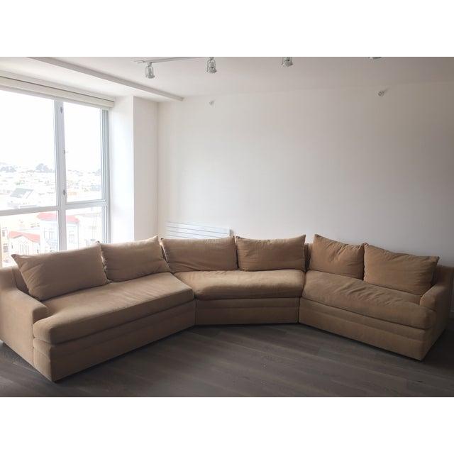 Kroll Furniture Custom Sofa Sectional - Image 2 of 10