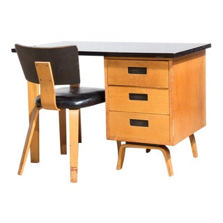 Clifford Pascoe Desk & Chair Set