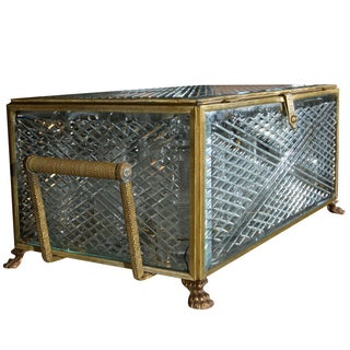 19th Liquor Baccarat Casket