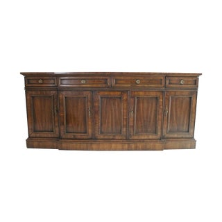Fruitwood Credenza by Drexel