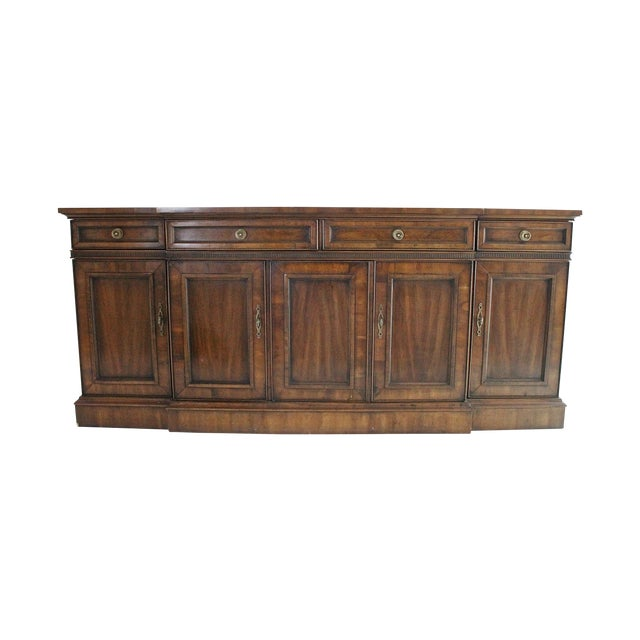 Image of Fruitwood Credenza by Drexel