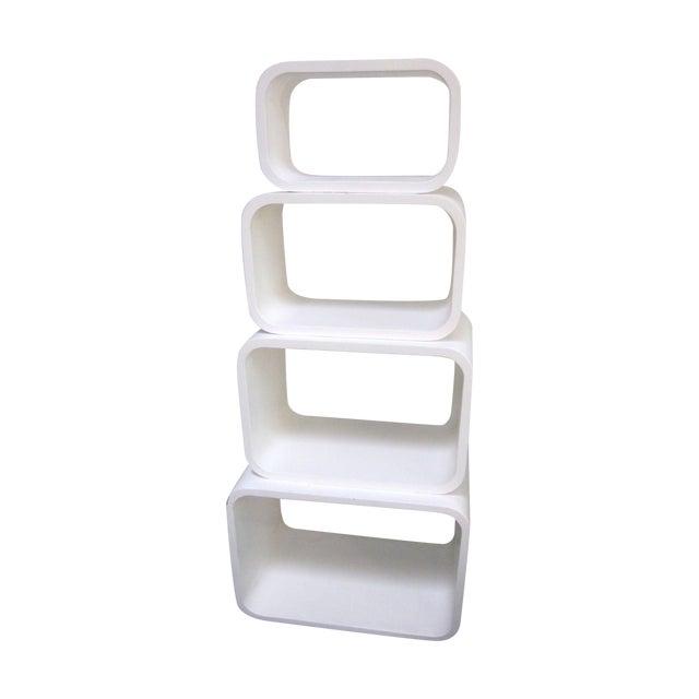 Modernist Display Nesting Tables - Image 1 of 8