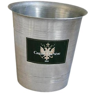 French Canard-Duchene Champagne Wine Bucket