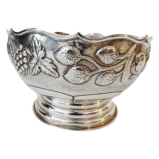 Antique Silver Bowl - Image 4 of 7