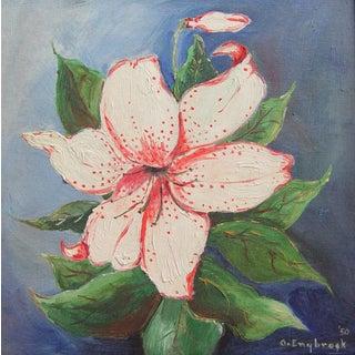 Stargazer Lily 1950 Painting