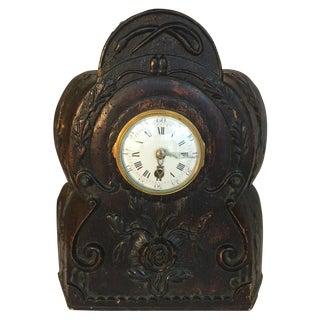 19th C. Clock Hutch