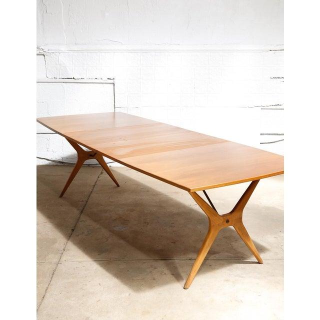 Image of J.O. Carlsson Swedish Modern Dining Table