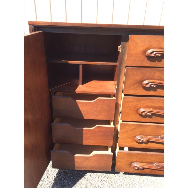 Image of Witco Oceanic Style Brutalist Dresser
