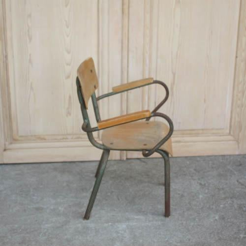 Vintage Thonet Childs Schoolhouse Chair - Image 3 of 5