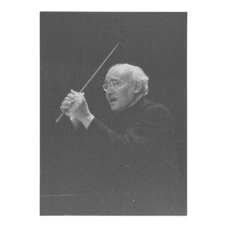 'Arturo Toscanini's Last Rehearsal' Proof